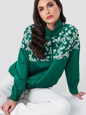 Samsøe & Samsøe Cynthia LS Zip Sweater grön