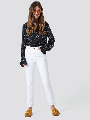 Jeans - NA-KD Regular Hem Denim