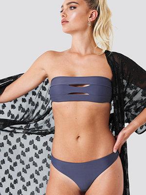 NA-KD Swimwear Bikini Bottom blå
