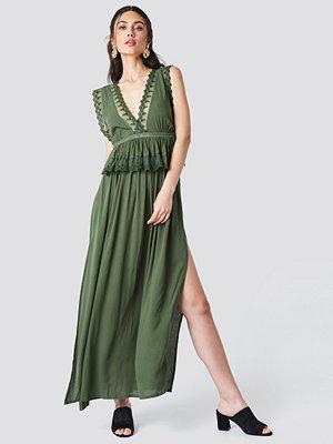 Trendyol Slits Maxi Dress - Maxiklänningar