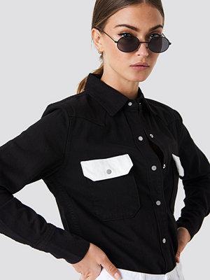 Calvin Klein Western Lean Contrast Shirt