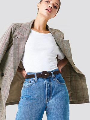 Bälten & skärp - Trendyol Suede Buckle Belt - Bälten och skärp