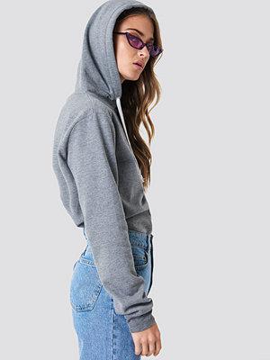Rut & Circle Cosy Hood grå