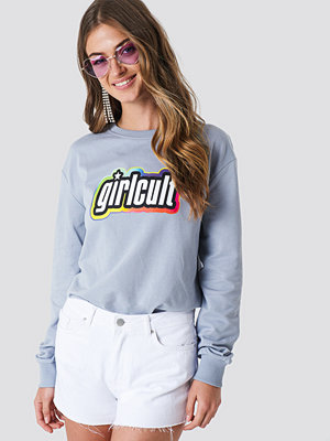 Galore x NA-KD Girl Cult Sweatshirt