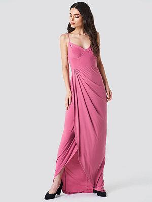 Trendyol Cut Out Maxi Dress - Maxiklänningar