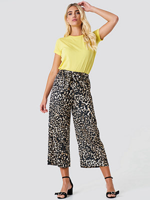 Sisters Point mönstrade byxor Gant Pants multicolor