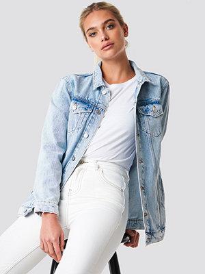 Mango Maca Jacket - Jeansjackor
