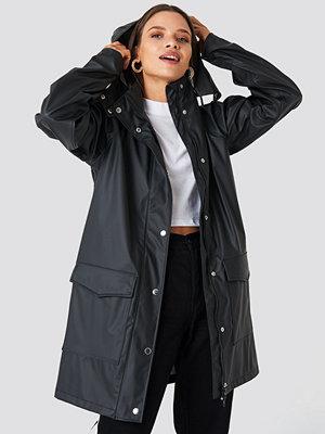 Rut & Circle Rain Jacket - Jackor