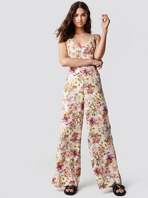 Jumpsuits & playsuits - Mango One-Piece Nature Jumpsuit multicolor
