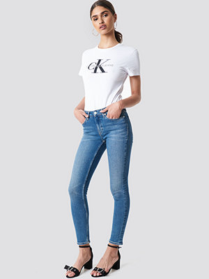 Calvin Klein Mid Rise Skinny West