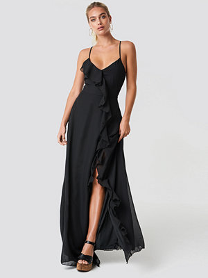 Trendyol Abiye Frill Maxi Dress - Festklänningar