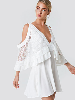 Trendyol Lace Detailed Mini Dress - Festklänningar