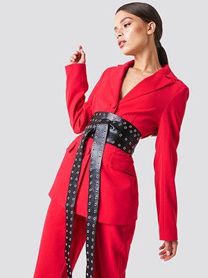 Bälten & skärp - NA-KD Accessories Double Eyelet Waist Belt - Bälten och skärp