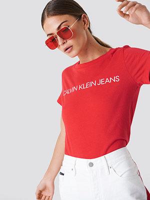 T-shirts - Calvin Klein Institutional Logo Slim Fit Tee