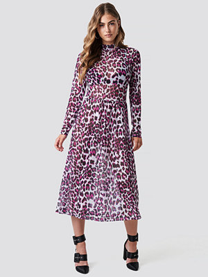 Rut & Circle Leo Mesh Dress - Festklänningar