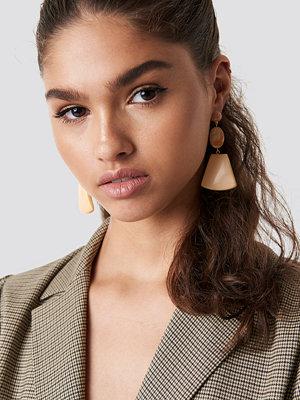 NA-KD Accessories Trapezoid Stone Earrings - Smycken
