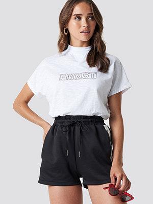 NA-KD Trend Fmnst Cap Sleeve Top