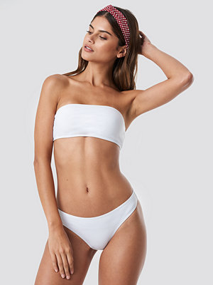 NA-KD Swimwear High Cut Bikini Panty vit