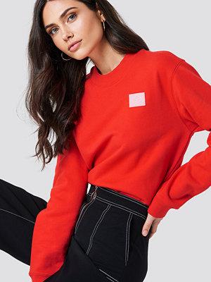 Samsøe & Samsøe Nadin O-N Sweater röd