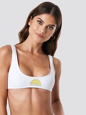 Acqua Limone Juan Le Pins Bikini Top - Bikini