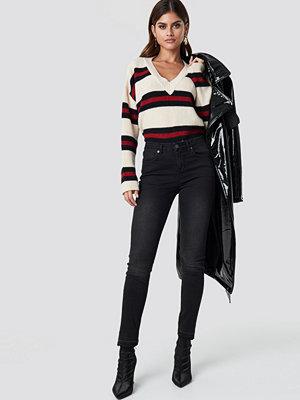 Rut & Circle Victoria Skinny Raw Jeans