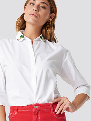 Mango Palmeras Shirt