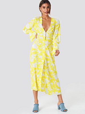 Trendyol Button Detailed Kimono - Midiklänningar