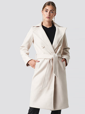Rut & Circle Tove Long Coat - Kappor