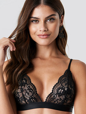 NA-KD Lingerie Two Strap Lace Bra - BH:ar