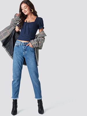 Rut & Circle Louisa Straight Jeans
