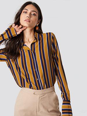 NA-KD Trend Mixed Stripes Shirt