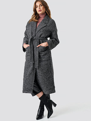 Dr. Denim Gigi Coat grå