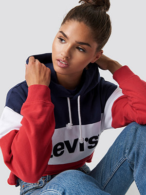 Levi's Raw Cut Colorblock Hoodie