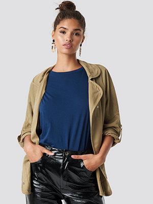 Mango Peru Jacket brun