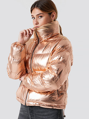 Glamorous Puffy Short Padded Jacket - Jackor