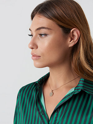 NA-KD Accessories Mini Coin Necklace - Smycken