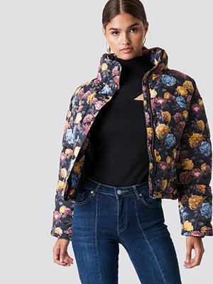 NA-KD Short Padded Jacket multicolor