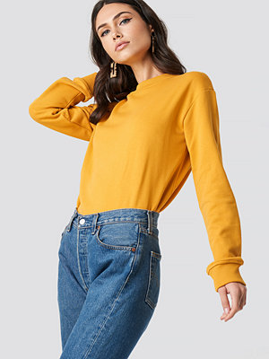NA-KD Basic Basic Sweater gul