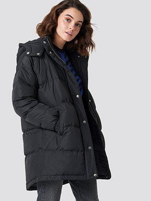 Sparkz Roma Mid Coat svart