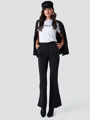 NA-KD Classic Seamline Suit Pants - Kostymbyxor