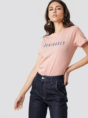 NA-KD Seriously Basic Tee