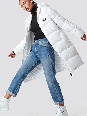 Fila Zia Long Puff Jacket