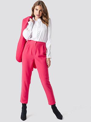 Trendyol Tofa Trousers rosa byxor