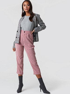 Lioness gammelrosa byxor Cortez Cord Pants rosa
