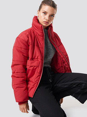 Minimum Lonia Jacket röd
