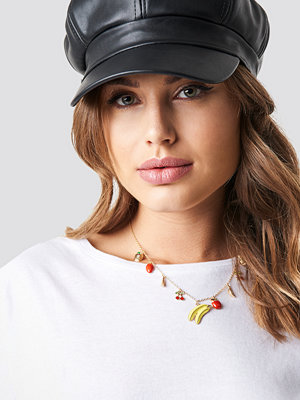 NA-KD Accessories Mixed Fruits Necklace - Smycken
