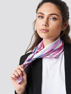 Halsdukar & scarves - Trendyol Multi Printed Shiny Scarf - Halsdukar & Sjalar