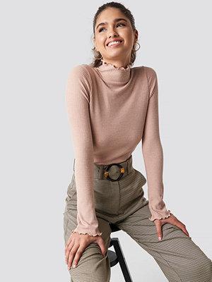 Sparkz Rachel Turtleneck rosa nude