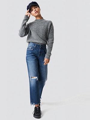 Cheap Monday Revive Blue Oxide Jeans blå