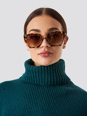 NA-KD Accessories Open Frame Sunglasses - Solglasögon